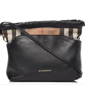Authentic Burberry Little Crush Clutch Crossbosy